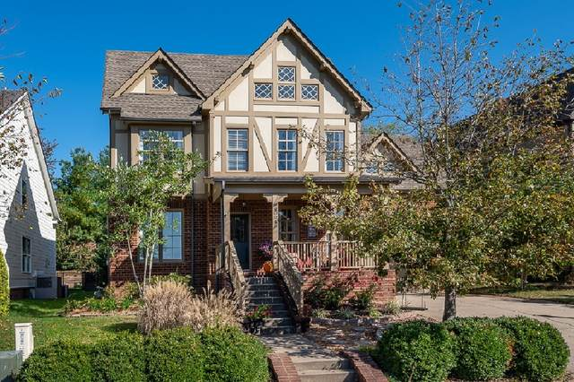 2024 Callaway Park Pl, Thompsons Station, TN 37179 (MLS #RTC2200600) :: Ashley Claire Real Estate - Benchmark Realty