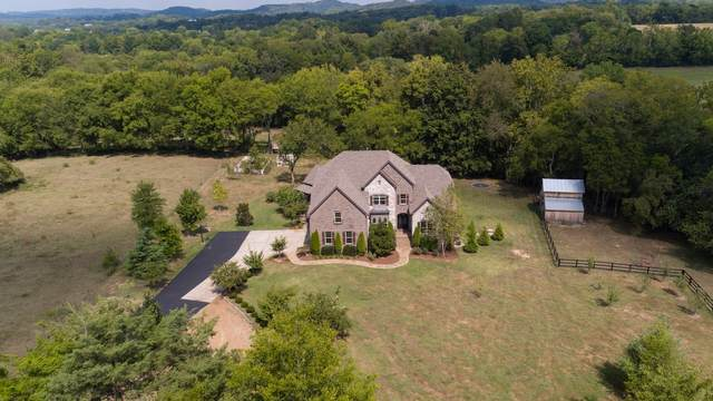4630 Bethesda Rd, Thompsons Station, TN 37179 (MLS #RTC2200618) :: Nashville on the Move