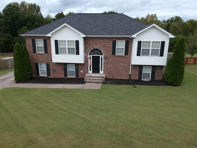 222 Harold Dr, Clarksville, TN 37040 (MLS #RTC2200621) :: Nashville on the Move