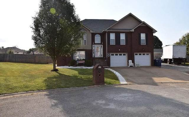 682 Clover Hills Ct, Clarksville, TN 37043 (MLS #RTC2200643) :: Exit Realty Music City