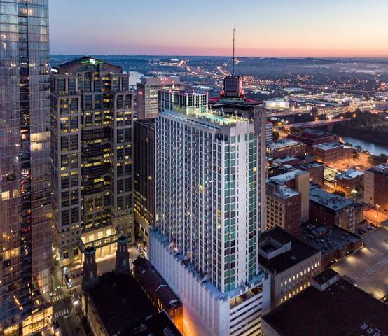 415 Church St #2311, Nashville, TN 37219 (MLS #RTC2200687) :: CityLiving Group