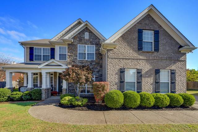 1516 Pleasant Hollow Ln, Old Hickory, TN 37138 (MLS #RTC2200690) :: Nashville on the Move