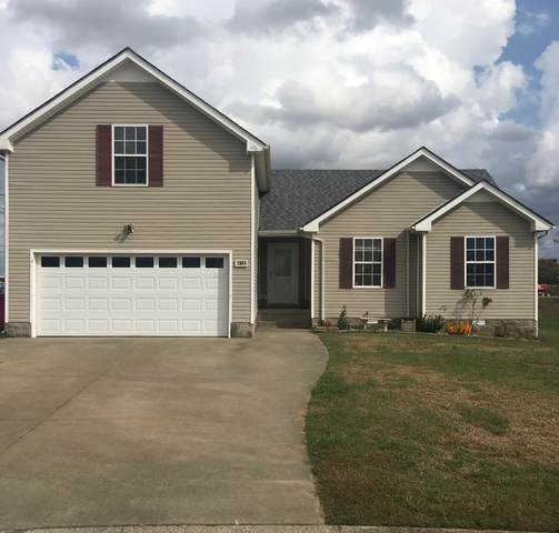 3893 Mackenzie Dr, Clarksville, TN 37042 (MLS #RTC2200697) :: Kimberly Harris Homes
