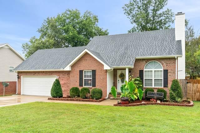 1659 Barrywood Cir E, Clarksville, TN 37042 (MLS #RTC2200715) :: Nashville on the Move