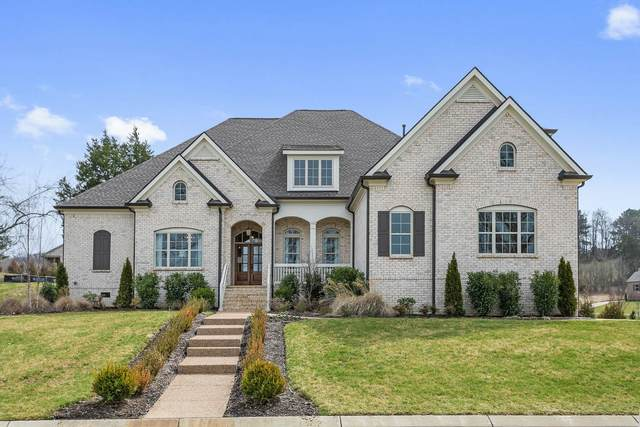 2010 Kingsbarns Drive, Nolensville, TN 37135 (MLS #RTC2200749) :: Nashville on the Move