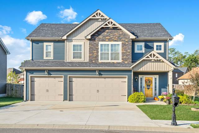 3754 Windhaven Dr, Clarksville, TN 37040 (MLS #RTC2200778) :: Kimberly Harris Homes