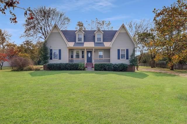 1108 Weaver Farm Ln, Spring Hill, TN 37174 (MLS #RTC2200794) :: Village Real Estate