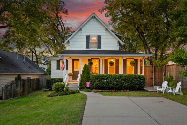 4008 Nevada Ave, Nashville, TN 37209 (MLS #RTC2200804) :: FYKES Realty Group