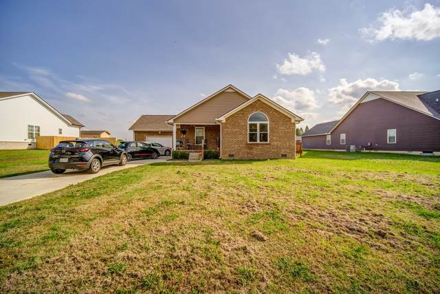 525 Brookside Dr, Mount Pleasant, TN 38474 (MLS #RTC2200809) :: Nashville on the Move