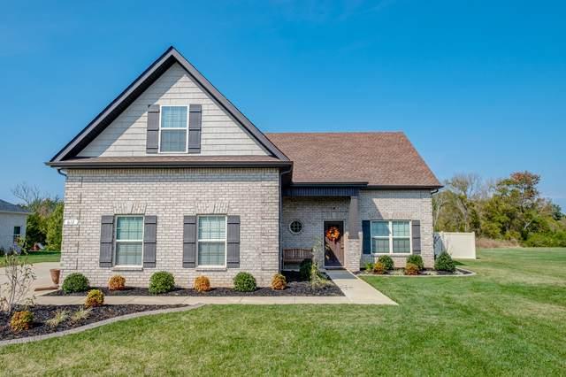 612 Sapphire Dr, Murfreesboro, TN 37128 (MLS #RTC2200848) :: Village Real Estate