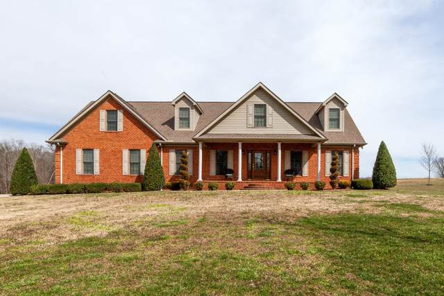 210 Game Ridge Rd, Smithville, TN 37166 (MLS #RTC2200861) :: Five Doors Network