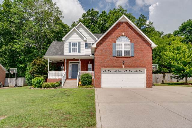 109 Bennington Ct N, Hendersonville, TN 37075 (MLS #RTC2200867) :: Village Real Estate