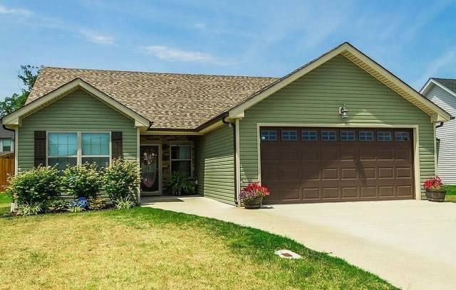 1261 Freedom Dr, Clarksville, TN 37042 (MLS #RTC2200911) :: Kenny Stephens Team