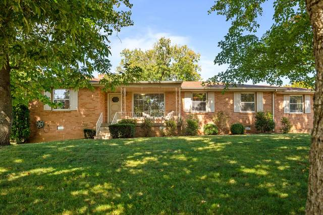 8405 Gullett Dr, Hermitage, TN 37076 (MLS #RTC2200932) :: The Milam Group at Fridrich & Clark Realty