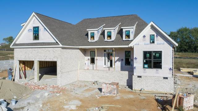 9031 Safe Haven Pl Lot 549, Spring Hill, TN 37174 (MLS #RTC2200947) :: Nashville on the Move