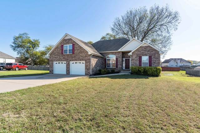3904 Justene Ct, Clarksville, TN 37040 (MLS #RTC2201017) :: Village Real Estate