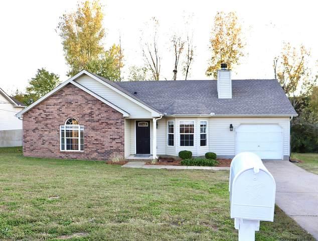 1352 Nicole Ln, La Vergne, TN 37086 (MLS #RTC2201058) :: Village Real Estate