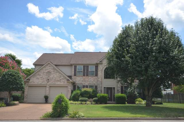 5304 Greystoke Dr, Brentwood, TN 37027 (MLS #RTC2201081) :: Michelle Strong