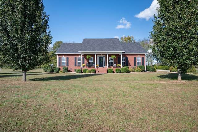 152 N Point Cir N, Shelbyville, TN 37160 (MLS #RTC2201108) :: Village Real Estate