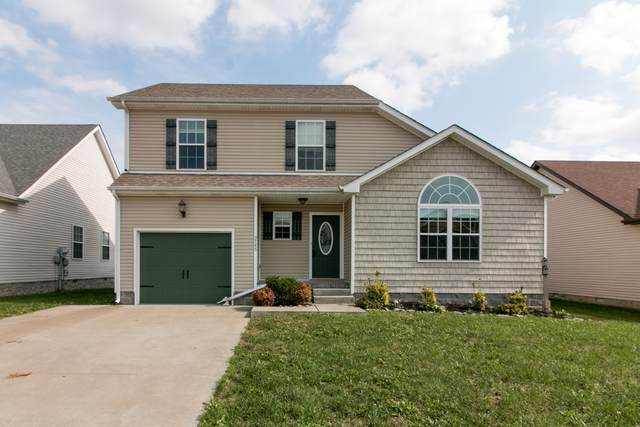 3745 Gray Fox Dr, Clarksville, TN 37040 (MLS #RTC2201142) :: Nashville on the Move