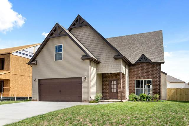 1233 Winterset Dr, Clarksville, TN 37040 (MLS #RTC2201163) :: Village Real Estate
