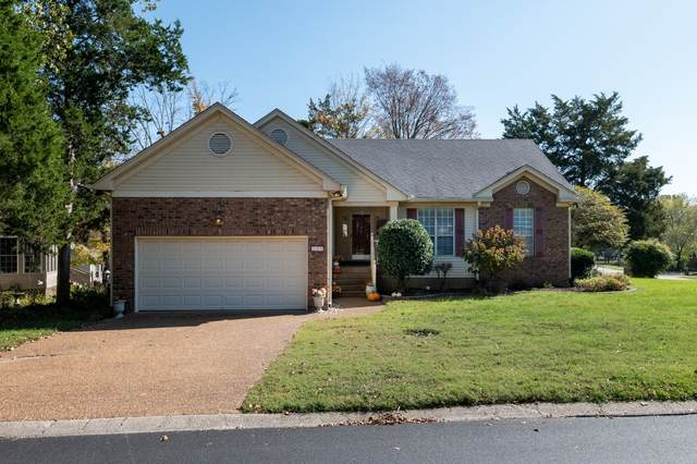 129 Lidgate Ter, Goodlettsville, TN 37072 (MLS #RTC2201171) :: Nashville on the Move