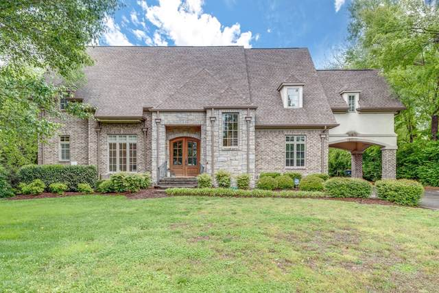 3919 Vailwood Dr, Nashville, TN 37215 (MLS #RTC2201214) :: Village Real Estate