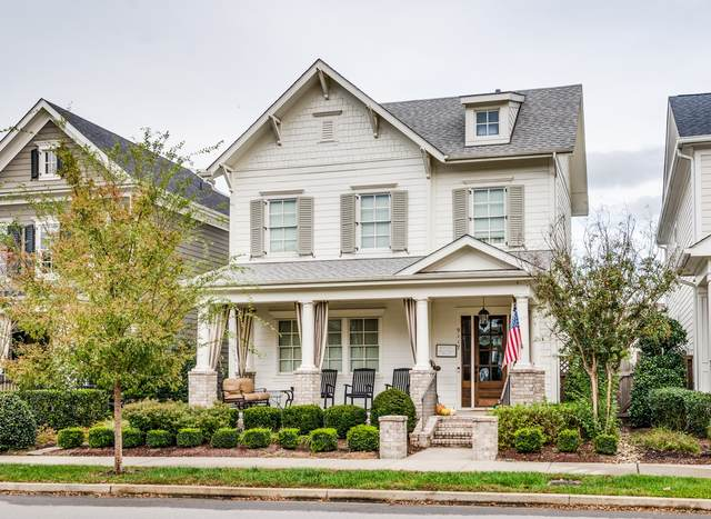 9117 Keats St, Franklin, TN 37064 (MLS #RTC2201292) :: Nashville on the Move