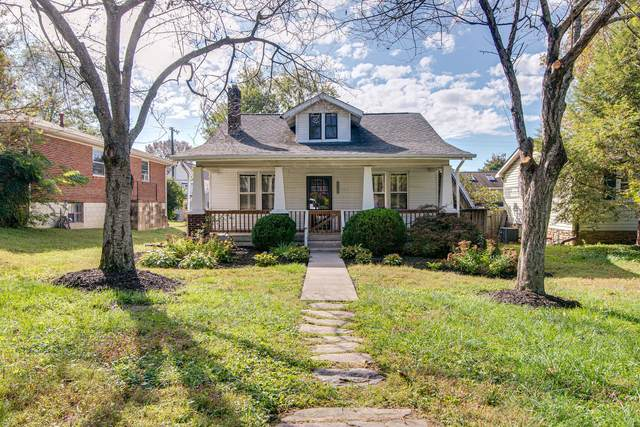 4309 Nevada Ave, Nashville, TN 37209 (MLS #RTC2201306) :: FYKES Realty Group