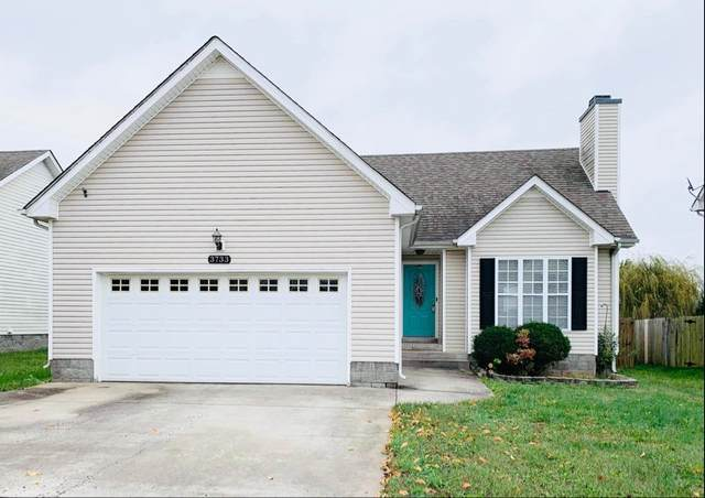 3733 Nadia Dr, Clarksville, TN 37040 (MLS #RTC2201311) :: Village Real Estate