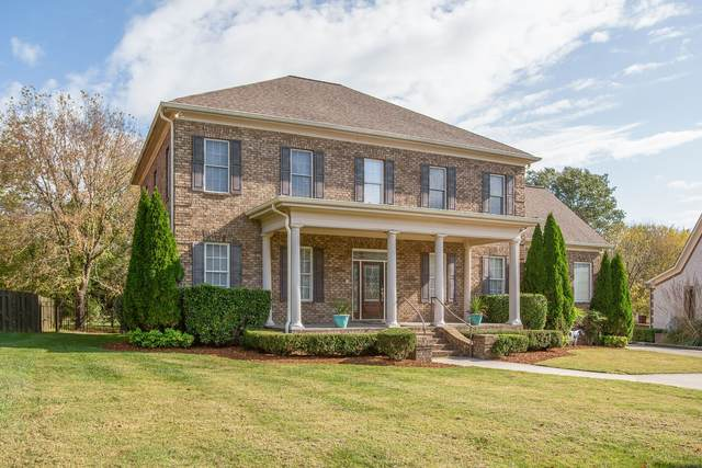 9709 Concord Ridge Ct, Brentwood, TN 37027 (MLS #RTC2201385) :: Village Real Estate