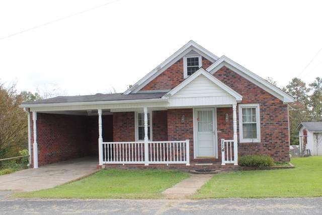 114 Mathis St W Na, Waynesboro, TN 38485 (MLS #RTC2201404) :: Adcock & Co. Real Estate
