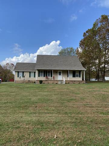 317 N Old Military Rd, Summertown, TN 38483 (MLS #RTC2201409) :: CityLiving Group