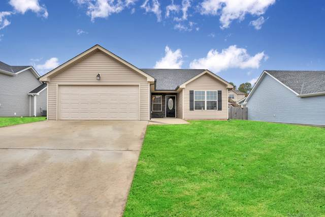 1273 Freedom Dr, Clarksville, TN 37042 (MLS #RTC2201426) :: Christian Black Team