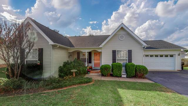 1617 Joel Dr, Columbia, TN 38401 (MLS #RTC2201432) :: Ashley Claire Real Estate - Benchmark Realty