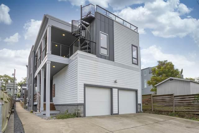 1722B 7th Ave N, Nashville, TN 37208 (MLS #RTC2201452) :: Village Real Estate