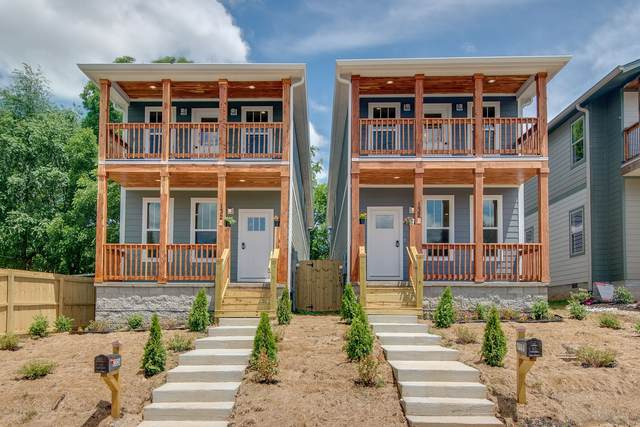 132 Fain St B, Nashville, TN 37210 (MLS #RTC2201485) :: CityLiving Group
