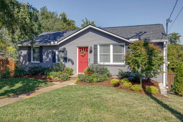 901 Rose Park Dr., Nashville, TN 37206 (MLS #RTC2201487) :: Nashville on the Move