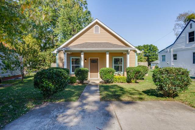 316 Valeria St, Nashville, TN 37210 (MLS #RTC2201513) :: The Milam Group at Fridrich & Clark Realty