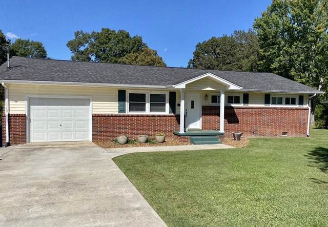 1211 Oak Dr, Manchester, TN 37355 (MLS #RTC2201529) :: Ashley Claire Real Estate - Benchmark Realty