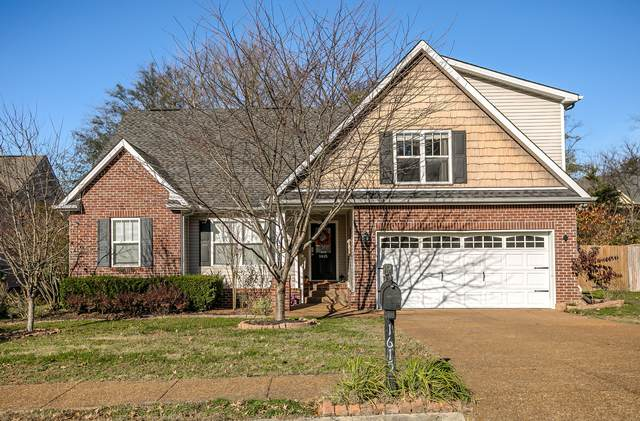 1615 Zurich Dr, Spring Hill, TN 37174 (MLS #RTC2201556) :: Wages Realty Partners