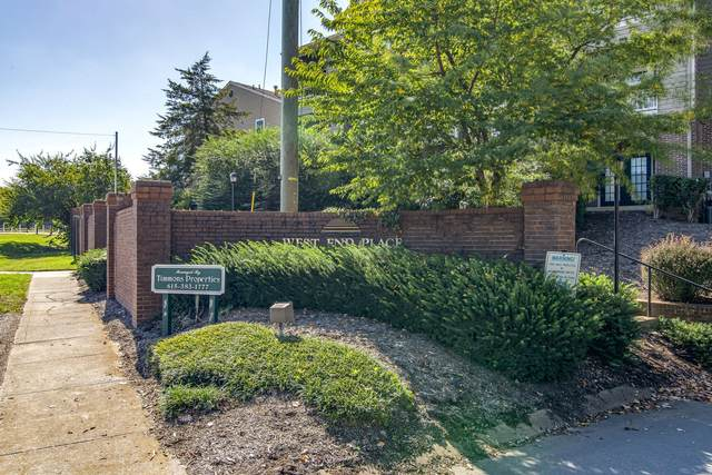 103 W End Pl #103, Nashville, TN 37205 (MLS #RTC2201575) :: Maples Realty and Auction Co.