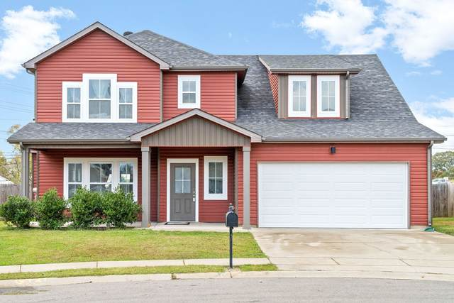 1299 Eagles View Dr, Clarksville, TN 37040 (MLS #RTC2201597) :: Kimberly Harris Homes