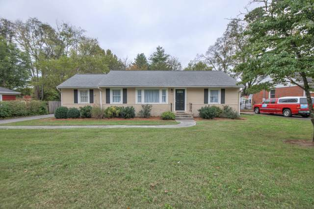 711 Sunset Ave, Murfreesboro, TN 37129 (MLS #RTC2201622) :: Village Real Estate