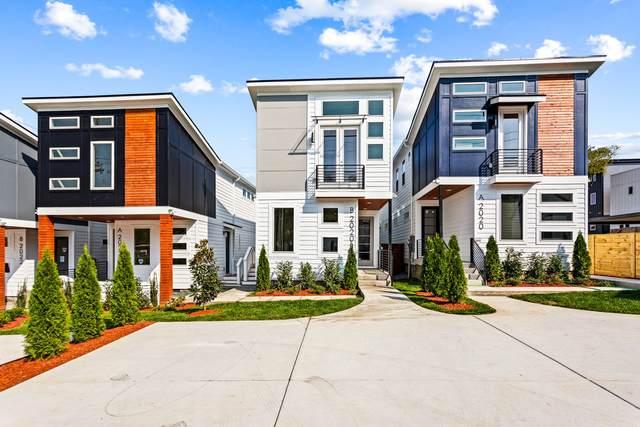 2020 9th Ave N B, Nashville, TN 37208 (MLS #RTC2201684) :: Team George Weeks Real Estate