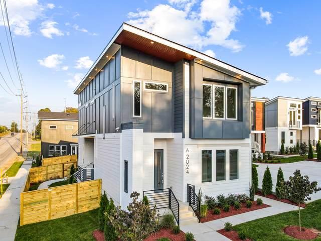 2024 9th Ave N A, Nashville, TN 37208 (MLS #RTC2201685) :: Team George Weeks Real Estate
