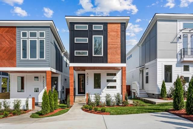 2022 9th Ave N A, Nashville, TN 37208 (MLS #RTC2201689) :: Team George Weeks Real Estate