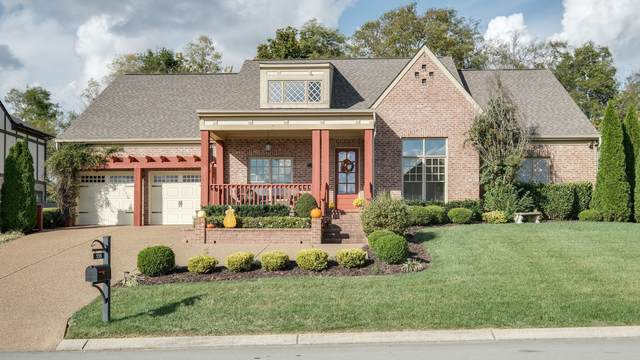 156 Sedona Woods Trl, Nolensville, TN 37135 (MLS #RTC2201711) :: RE/MAX Homes And Estates