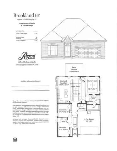 6656 Hanworth Trce, Smyrna, TN 37167 (MLS #RTC2201716) :: CityLiving Group