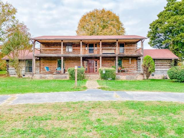 12521 Old Tullahoma Rd, Tullahoma, TN 37388 (MLS #RTC2201761) :: Armstrong Real Estate
